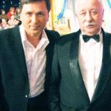 Михаил Михайлов и Леонид Якубович