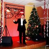 На концерте-презентации альбома РОМАШКА БЕЛАЯ в ресторане Лидер 11 декабря 2010 г.