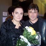 Михаил Михайлов и Елена Ваенга в Мос.Театре эстрады