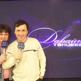 Михаил Михайлов - В студии проекта канала НТВ+