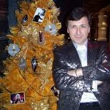 Михаил Михайлов - На новогоднем концерте в клубе