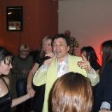 Михаил Михайлов на концерте в ЛИДЕРЕ 12 марта
