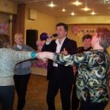 Михаил Михайлов на праздничном концерте ко Дню 8 марта!