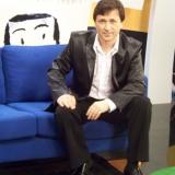 30мая 2011 г. на съемках передачи ТВ канала
