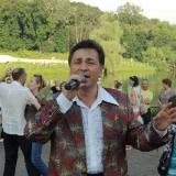На концерте в Усадьбе Кузьминки 12 июня 2012г