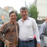 с Борисом Немцовым!!!