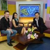 Приятный утренний разговор в прямом эфире  канала ТНВ Татарстана 22 июня 2012