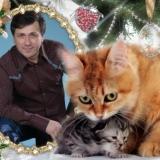 Михаил Михайлов - фотоколлаж Ольги Кособрюховой