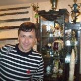 На этой фотографии: Mihail Mihailov в гостях у Олега Штейнберга