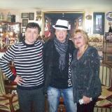 На этой фотографии: Mihail Mihailov, Sergey Drozdoff, Tamara Grekov