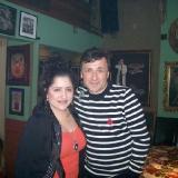 На этой фотографии: Михаил Михайлов с замечательной девушкой, Белла - дочь Олега Штейнберг