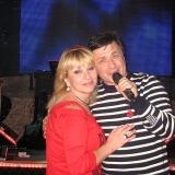 Михаил Михайлов и Жанна Акман