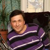 Михаил Михайлов в студии радио ШАНСОН (Киев)