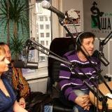 Михаил Михайлов, АнгелиЯ в студии радио ШАНСОН (Киев)