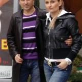 Михаил Михайлов, АнгелиЯ перед концертом