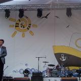 на сцене г.Орел 31 мая 2011г