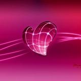 Музыкальная открытка Валентинки на День влюбленных!