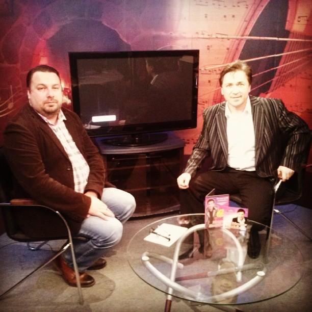 Михаил Михайлов и Алексей Адамов