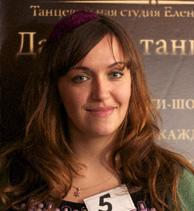 Олеся Джигрин